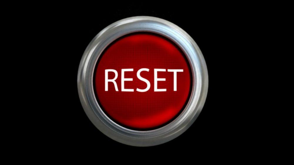 Reset - Rethinking Attitudes