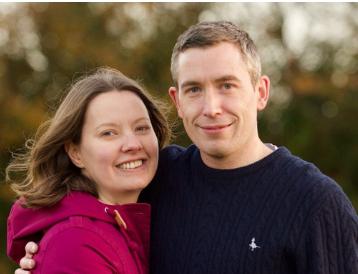 Matt & Helen Brewis