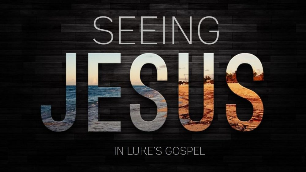 Seeing Jesus in Luke\'s Gospel