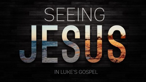 Seeing Jesus in Luke's Gospel
