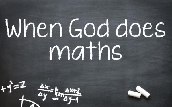 When God Does Maths